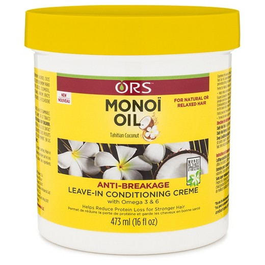 Ors monoi oil anti- breakage leave-in conditioner 480ml