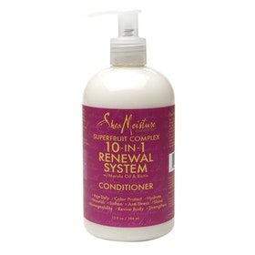 SHEA MOISTURE Super fruit Complex 10-in-1 Renewal System Conditioner 384ML