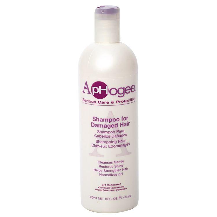 APHOGEE shampoo for damaged hair 473ml