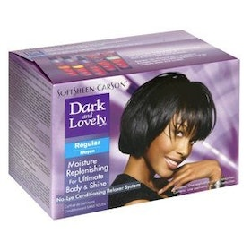 Dark &Lovely No-lye Relaxer  Regular.