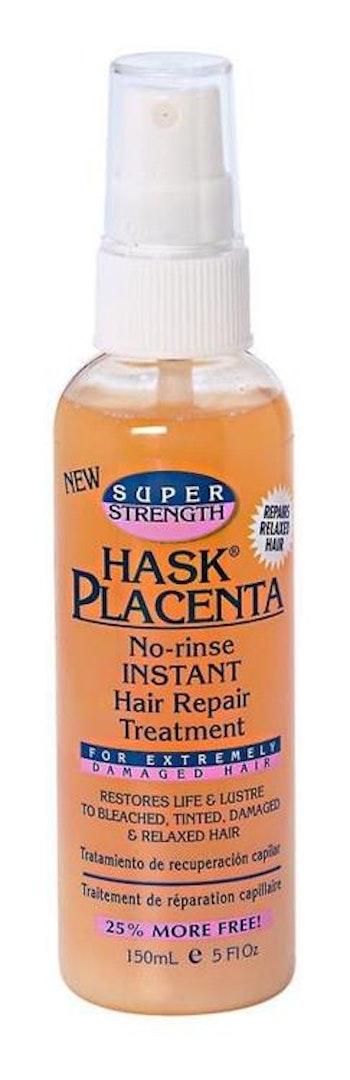 Hask Placenta No-Rinse hair repair treatment super. 150ml