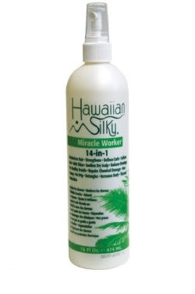 Hawaiian Silky miracle 14-in-1leave in   474 ml