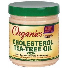 Africa's Best organics cholestral Tea-Tree oil 426g