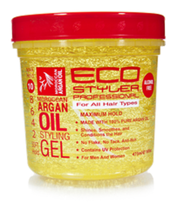 ECO STYLER MOROCCAN ARGAN OIL GEL 473ML