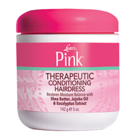 Luster's pink therapeutic conditioning hairdress 142g