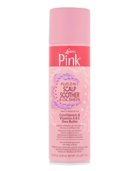 LUSTER'S PINK 2IN1 SCALP SOOTHER & OIL SHEEN 326G