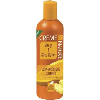 CREME OF NATURE MANGO & SHEA BUTTER MOIST. SHAMPOO  354ML
