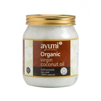 100% NATURAL RAW ORGANIC COCONUT OIL  290G