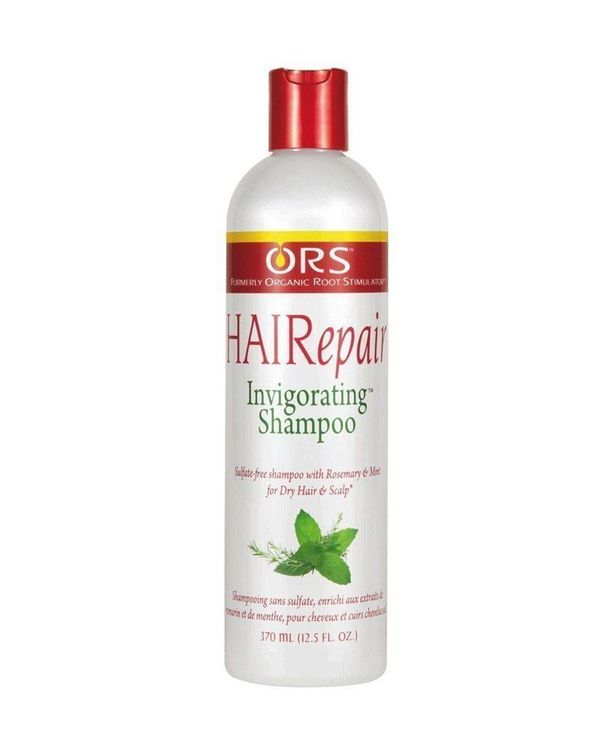 ORS HAIR REPAIR INVIGORATING SHAMPOO 370ML
