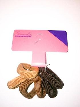 Hair band/tie 5pcs