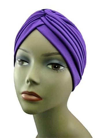 ELASTIC TURBAN HAT