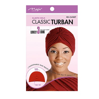 ELASTIC TURBAN HAT