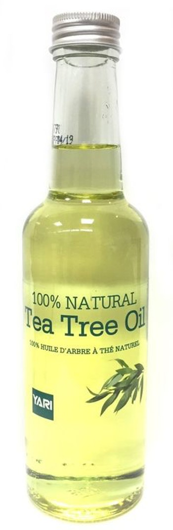 100% NATURAL TEA TREE OIL 250ML