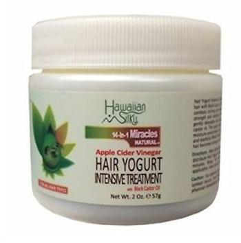 Hawaiian silky 14 in 1 miracle Hair Yogurt Intensive Treatment  57g