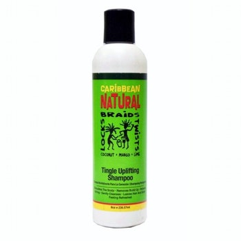 CARIBBEAN NATURAL TINGLE UPLIFTING SHAMPOO 236.57ML