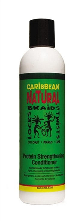CARIBBEAN NATURAL PROTEIN STRENGTHENING CONDITIONER  235.57ML