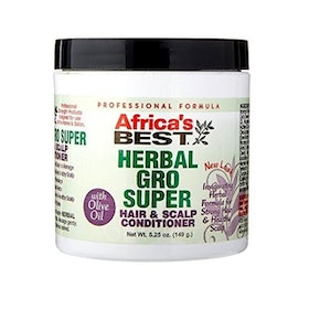 Africa's best herbal gro super hair & scalp conditioner