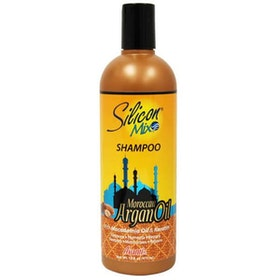 Silicon mix moroccan argan shampoo 473ml