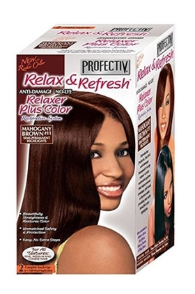 PROFECTIV RELAXER PLUS COLOR MAHOGANY BROWN