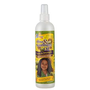 SOF N' FREE N' PRETTY OLIVE & SUNFLOWER OIL LEAVE-IN DETANGLER 354ML