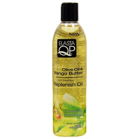 ELASTA QP OLIVE OIL & MANGO BUTTER ANTI-BREAKAGE REPLENISH OIL 237ML