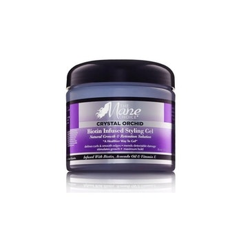 MANE CHOICE CRYSTAL ORCHID BIOTIN INFUSED STYLING GEL 453G