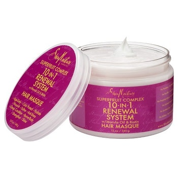 SHEAM MOISTURE SUPERFRUIT 10-IN-1 RENEWAL SYSTEM HAIR MASQUE 340G