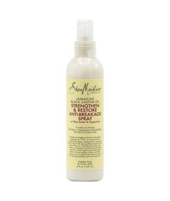 SHEA MOISTURE JAMAICAN BLACK CASTOR OIL  SPRAY 237ML