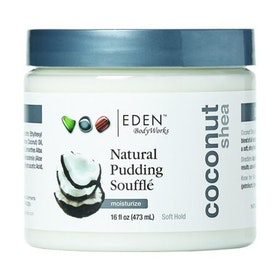 EDEN BODY WORKS COCONUT NATURAL PUDDING SOUFFLE 473ML