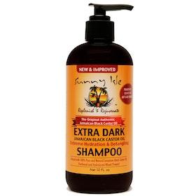 SUNNY ISLE EXTRA DARK JAMAICAN BLACK CASTOR OIL SHAMPOO 355ML