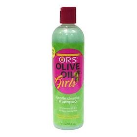 ORS OLIVE OIL GIRLS GENTLE CLEANSE SHAMPOO 384ML