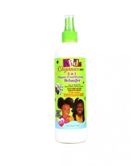 AFRICA'S BEST KIDS ORGANICS 2-IN-1 NATURAL CONDITIONING DETANGLER 355ML