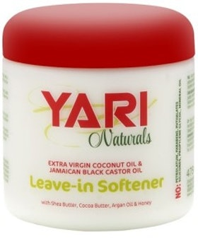 YARI NATURAL SOFTENER LEAVE-IN CONDITIONER 475ML