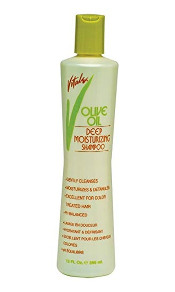 VITALE OLIVE OIL DEEP MOISTURIZING SHAMPOO 355ML