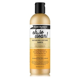 AUNT JACKIE OH SO CLEAN MOISTURIZING & SOFTENING SHAMPOO 355ML
