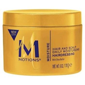 MOTIONS HAIR & SCALP DAILY MOISTURIZING HAIRDRESS 170G