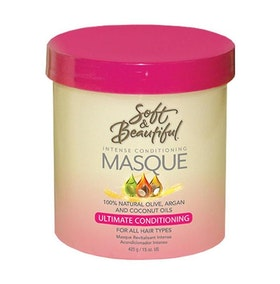 SOFT & BEAUTIFUL INTENSE CONDITIONING MASQUE 425G