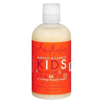 SHEA MOISTURE KIDS MANGO & CARROT SHAMPOO  237ML