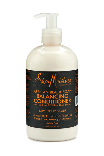 SHEA MOISTURE AFRICAN BLACK SOAP BALANCING CONDITIONER 384ML