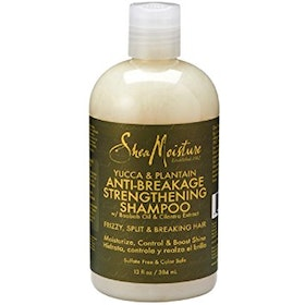 SHEA MOISTURE YUCCA & PLANTAIN ANTI-BREAKAGE STRENGTHING SHAMPOO 384ML
