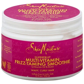 SHEA MOISTURE SUPER FRUIT MULTI-VITAMIN FRIZZ.TAMING SMOOTHIE 354ML