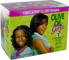 ORS OLIVE OIL GIRLS NO-LYE CONDITIONING RELAXER KIT