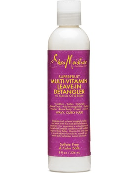 SHEA MOISTURE SUPERFRUIT MULTI-VITAMIN LEAVE-IN DETANGLER 236ML
