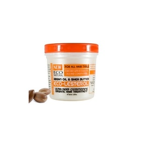 ECOSTYLER ECO-LESTEROL  ARGAN OIL & SHEA BUTTER 235ML