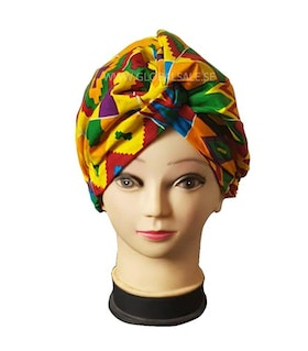 ANKARA HAIR TURBAN