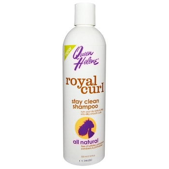 QUEEN HELENE ROYAL CURL STAY CLEAN SHAMPOO 355ML