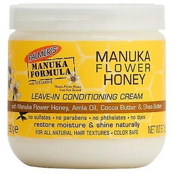 PALMER'S MANUKA FLOWER HONEY LEAVE-IN CONDITIONING CREAM 190G