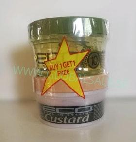 ECOSTYLER MACADEMIA OIL CUSTARD & ECO OLIVE PACK