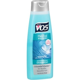 VO5 HERBAL ESCAPES OCEAN FRESH MOISTURIZING SHAMPOO  370ML