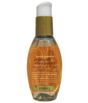 ORGANIX SMOOTH HYDRATION ARGAN OIL & SHEA BUTTER  118ML